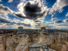 Cernobil, o atractie turistica la aproape 30 de ani de la dezastrul nuclear