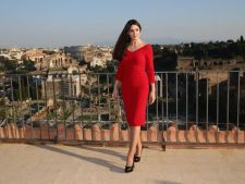 Monica Bellucci, mereu o aparitie de senzatie