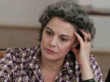 Maia Morgenstern, umilita la parada de 1 decembrie