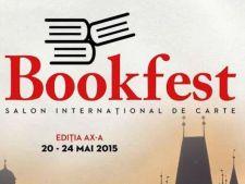 Bookfest 2015, sarbatoarea cartii in Bucuresti. Lansari, dezbateri si proiectii cinematografice
