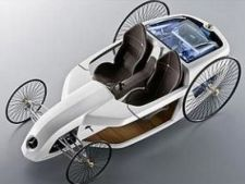 Freaky Mercedes Benz Concept