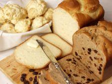 5 retete de paine integrala pentru masina de facut paine