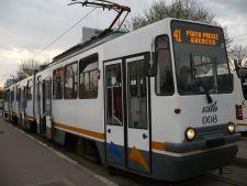 Linia de tramvai 41, suspendata!