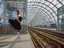 Bucurestiul danseaza. Fotografiile care au facut inconjurul lumii