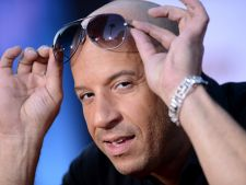 "Vin Diesel, fara muschi, dar cu burta! ""The FAT and the Furious"""