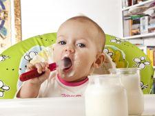 Diversificarea bebelusului. Alimente permise la 4-9 luni