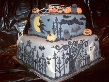 halloween tort