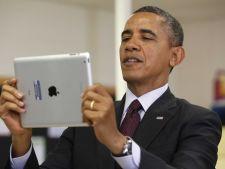 Obama si-a facut cont de Facebook. Ce mesaj a postat prima oara presedintele SUA