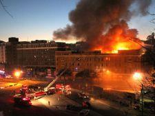 hotel flacari incendiu
