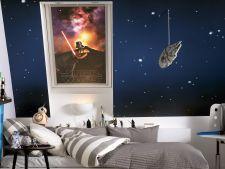 Grupul VELUX si Disney si-au unit fortele si au realizat colectia de rulouri opace Star Wars pentru camera copiilor