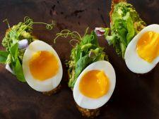 Cum sa obtii oua fierte fara sa le fierbi