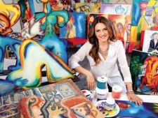 """Micuta Picasso"", primele sarbatori in trei"