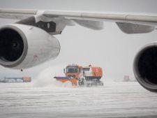 Aeroportul din Cluj, inchis. Un avion a iesit de pe pista la aterizare!