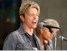 Adio, David Bowie! Vedetele, impietrite de durere!