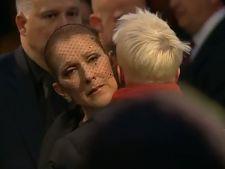 Sfasietor! Celine Dion, ultima oara la capataiul sotului sau
