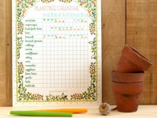 calendar agenda gradinarit