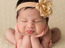 Cele mai frumoase fotografii cu bebelusi