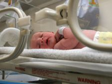 bebelus spital