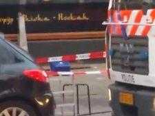 Descoperire terifianta! Capul unui om a fost gasit in fata unei cafenele