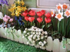 gradina aprilie