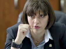 Traian Basescu, speriat de Laura Codruta Kovesi!