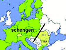spatiul Schengen