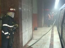 incendiu metrou