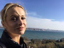Simona Gherghe, transformata dupa operatia de peritonita!