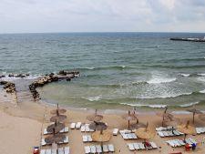 plaja litoral romania