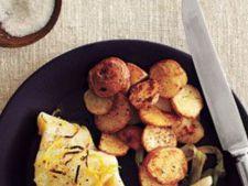 cod cu cartofi