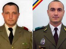 Cine sunt cei doi romani ucisi in Afganistan