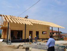 10 motive pentru a alege o casa din lemn