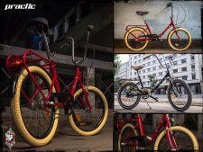 Bicicleta pliabila, solutia ideala in jungla urbana