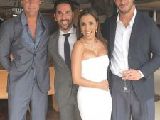 Eva Longoria s-a casatorit! Primele imagini de la nunta