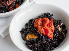 risotto orez negru