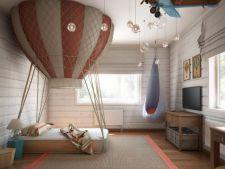 Camere pentru copii, ce te vor face sa-ti doresti sa dai timpul inapoi