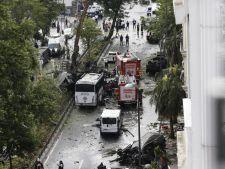 atentat cu bomba in istanbul