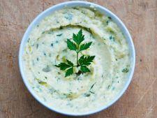 Salata de conopida cu maioneza, ideala la micul dejun