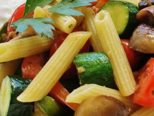 Paste de vara, cu legume. Un adevarat rasfat
