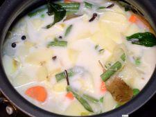 legume in lapte de cocos