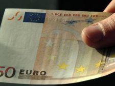 Bani noi in Europa! Cum arata bancnota de 50 de euro