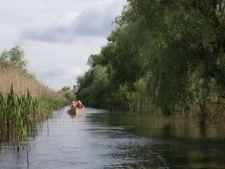 Alarma falsa pe Canalul Sulina! Mina marina era, de fapt, o veche geamandura