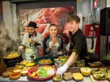 Chef Foa si mancarea fresh. Provocare pentru romanii curajosi
