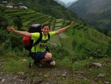 Adina Popescu, disparuta in Nepal, gasita moarta. Mesajul emotionant al profesorului sau