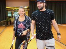 Smiley, somat sa o ia cat mai repede de sotie pe Simona Halep!