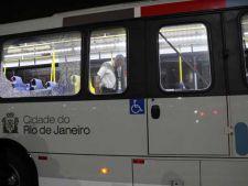 autocar atacat la Jocurile Olimpice de la Rio