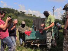 """Reportajul Sky News despre traficul de arme de razboi din Romania, o inscenare. Cati bani au primit """"actorii"""""""