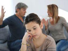 7 motive pentru care nu trebuie sa te certi in fata copiilor