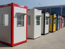 Pentru paznicii profesionisti container paza de la Heborom.ro