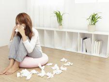 Virozele si alergiile de primavara – cum sa le combati natural cu Septogal Lactoferina